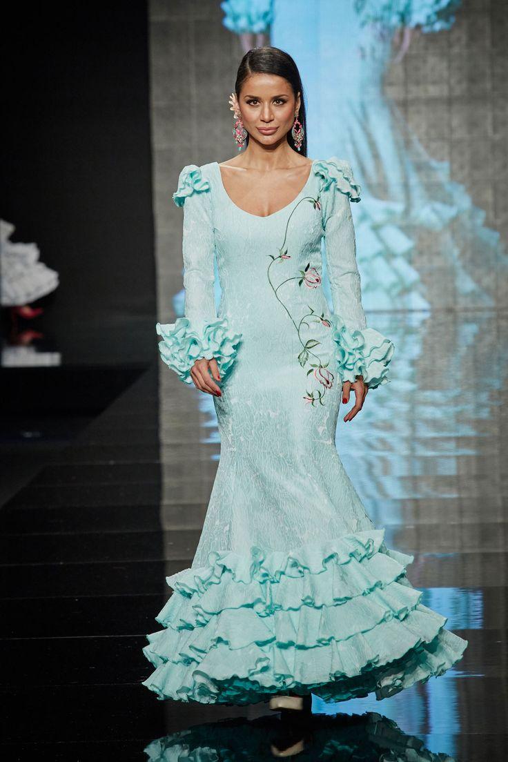 Mejores 34 imágenes de Vestido de gitana en Pinterest   Moda ...