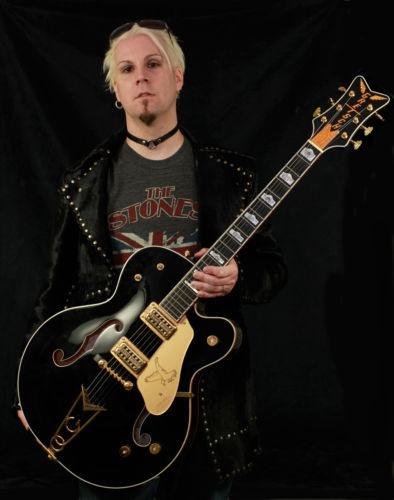 AMAZING musician!   John Lowery (Aka John 5) Rob Zombie, Manson ...