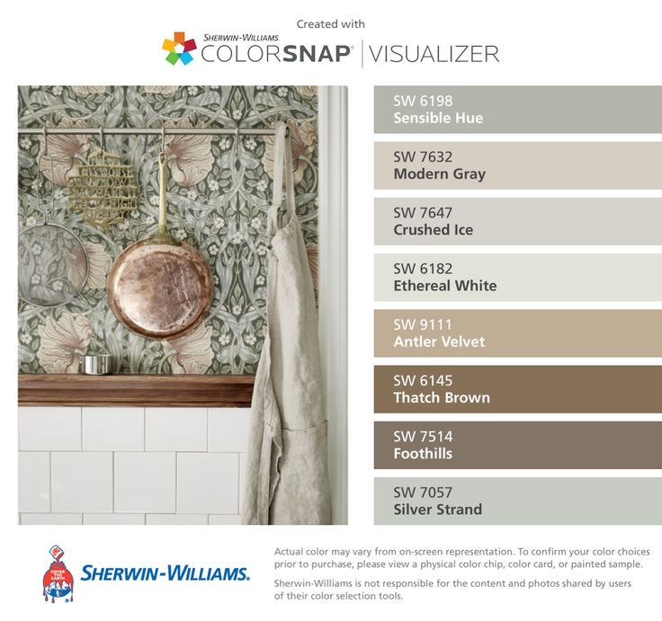 The 25 best sherwin williams modern gray ideas on - Sherwin williams foothills interior ...