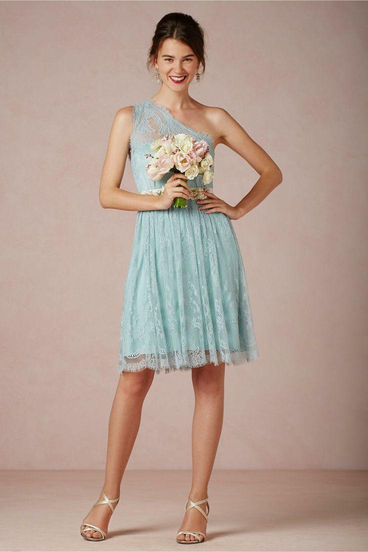 Ariel bridesmaid dress in powder blue from bhldn for Wedding dress in blue