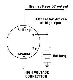 Ford 6g Alternator Wiring additionally 1997 V8 4 6 F150 Fuse Color Code Diagram likewise Elektronika moreover 5 Wire Alternator Wiring Diagram 08 6 besides Battery Terminal Connector Loose. on 4g alternator wiring diagram