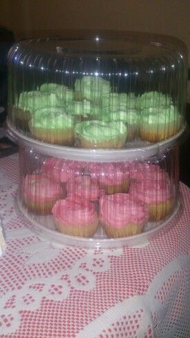 Its not complete without cupcakes