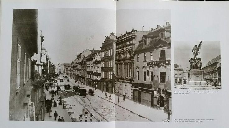 Příkopy, Praha 1900