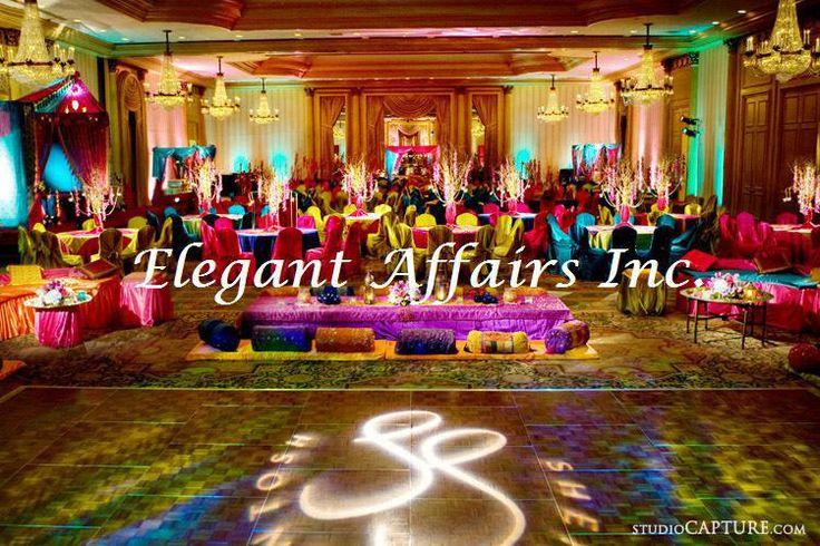 love, love, love this for sangeet decor!!