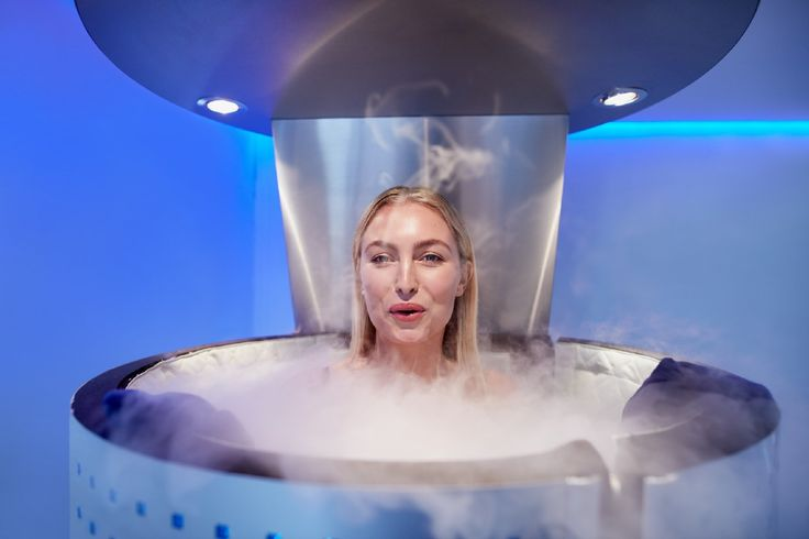 Could Cryotherapy be the answer to chronic pain?