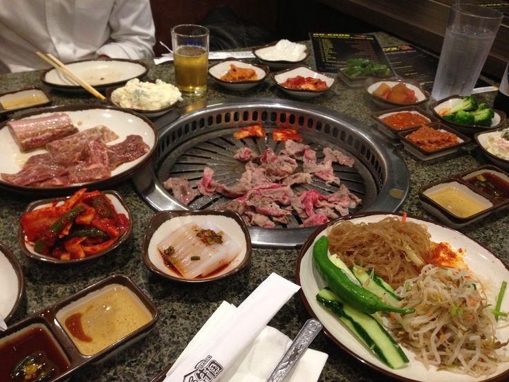 OO-KOOK Korean BBQ in San Gabriel, CA