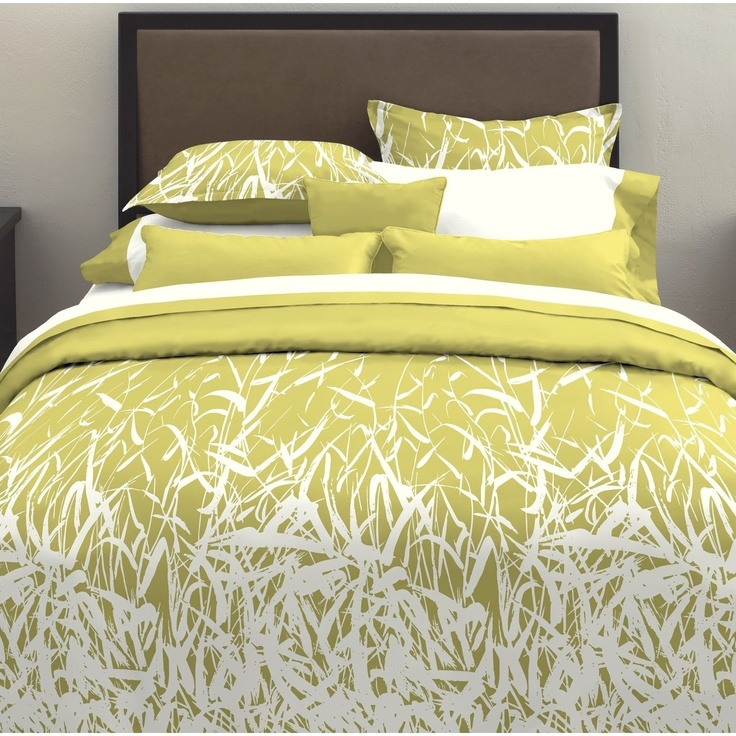 Bamboo Print Bedding - so pretty I can't choose a favorite!  http://www.squidoo.com/bamboo-print-bedding