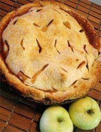 Apple Pie made with Jam  (Use metric conversion calculator)