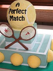 tennis themed wedding cake 64 best images about cake design for tennis on 20796