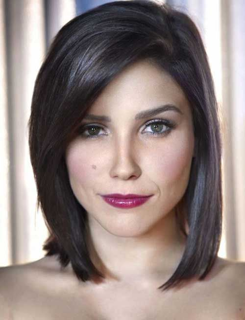 Marvelous 1000 Ideas About Short Straight Hairstyles On Pinterest Hairstyle Inspiration Daily Dogsangcom
