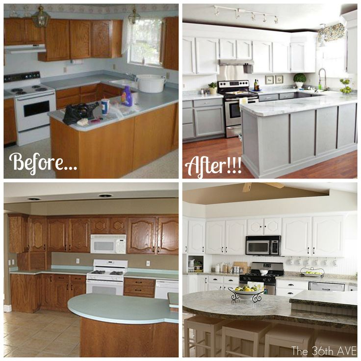 Nuvo Countertop Paint Video : Kitchen inspiration. Giani Granite and Nuvo Cabinet Paint.