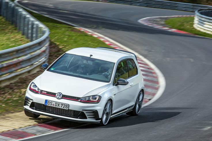 Image for Volkswagen Golf GTI Clubsport S High-Res Wallpaper