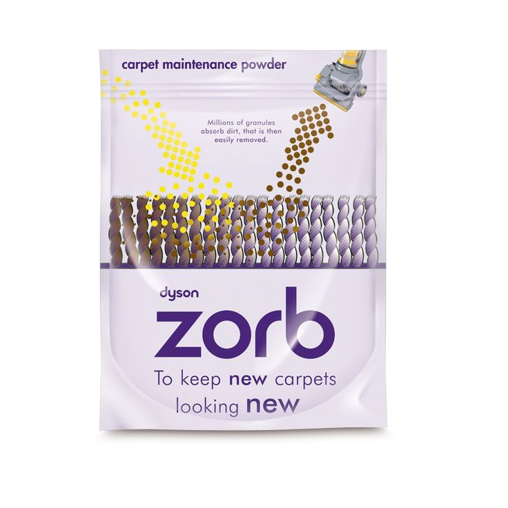 средство для чистки ковров dyson zorb
