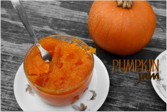 girlichef: Pumpkin Jam {Marmellata di Zucca}