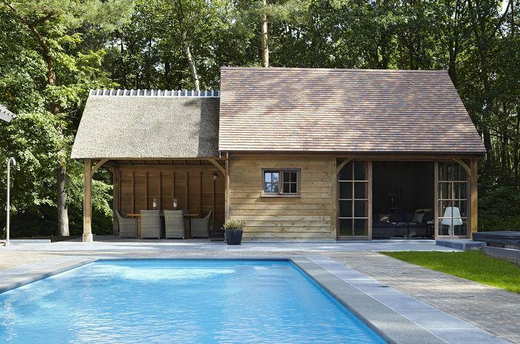 Cottage poolhouse | Bogarden