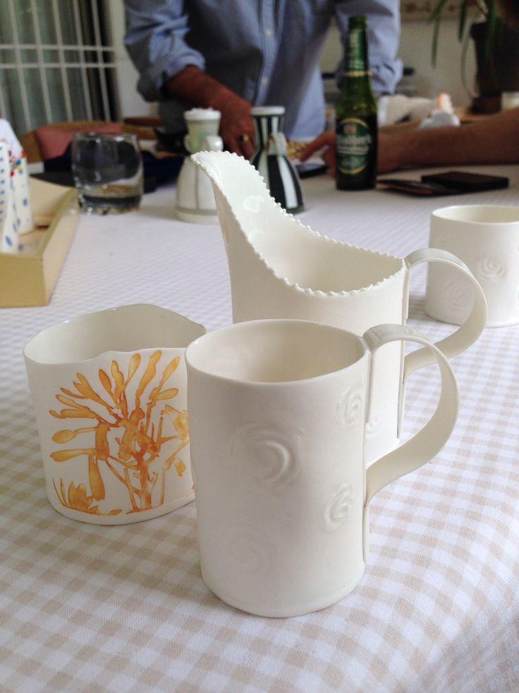 Paper porcelain 2014