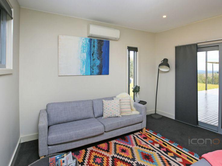 Guest Lounge room. #iconobuildingdesign #guestloungeroom #modern