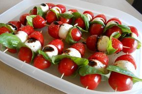 Tomate - Mozzarella - Sticks 5