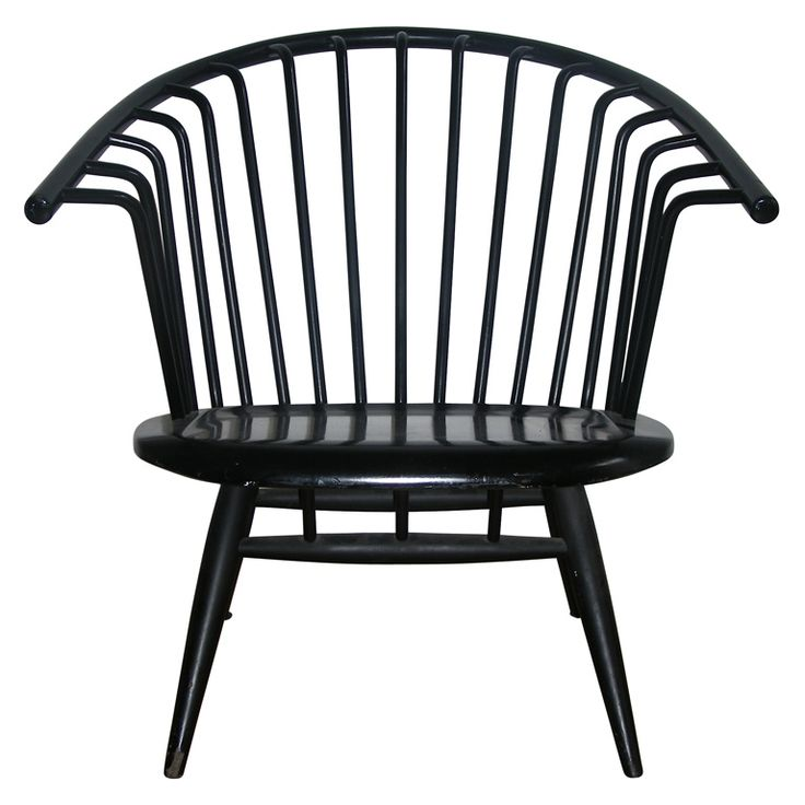 Ilmari Tapiovaara, Crinolette Chair.