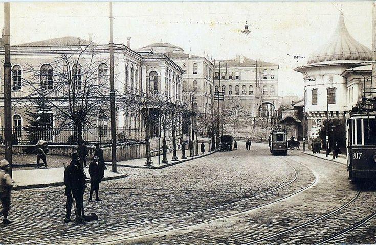 gülhane alemdar caddesi 1915