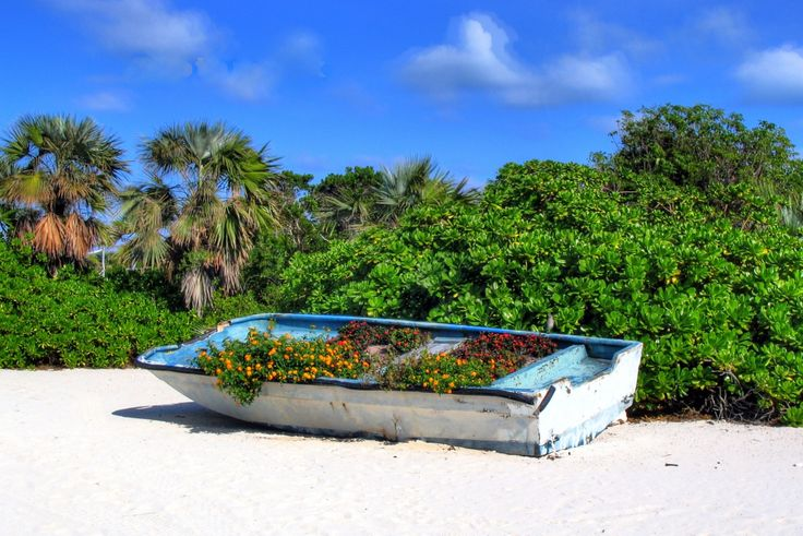 2009 Half Moon Cay - dreamy Caribbean cruise