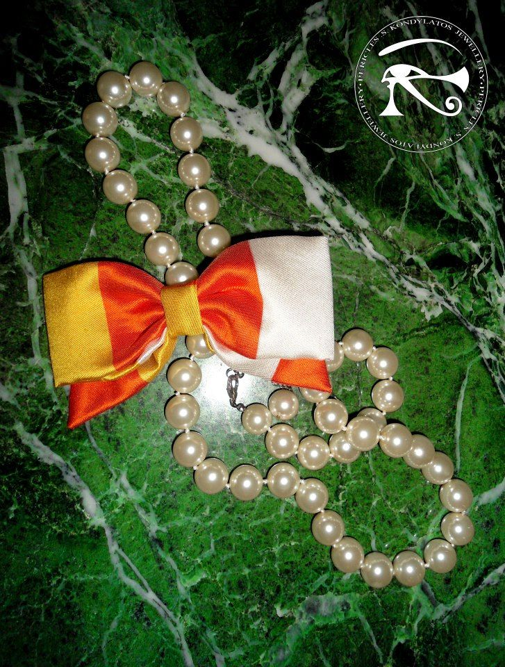 "The ""spring Bows"" Collection by Pericles Kondylatos"