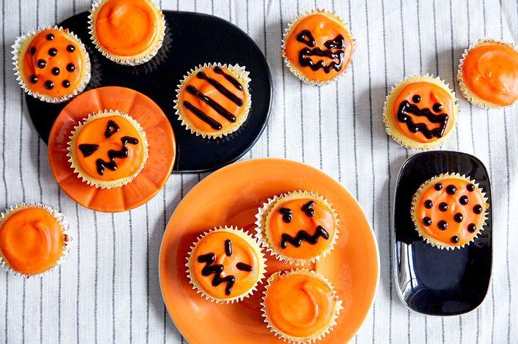 Disse muffinsene er perfekt til Halloween