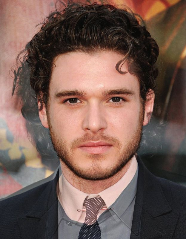 Kit Harrington (Jon Snow) i Richard Madden (Rob Stark) - fotomanipulation by Pedro Berg Johnsen