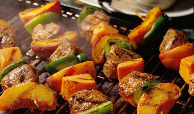 Honey Pork Tenderloin Kabobs – Tailgating