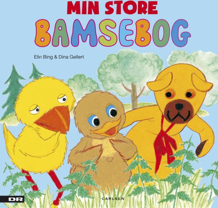 Læs om Min store bamsebog i kategorien Billedbøger med ISBN nr. 9788711347485 fra forlaget Carlsen¤i samarbejde med DR. Min store Bamsebog indeholder de allerbedste historier med Bamse, Kylling og Ælling. Læs bl.a. om Bamses fødselsdagsfest, og om dengang Bamse og Kylling fandt e