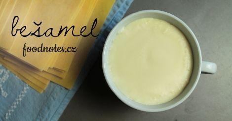 Bešamel, to je omáčka připravená z mléka a mouky, která je neodmyslitelnou součástí mnoha receptů, třeba lasagní nebo kroket.