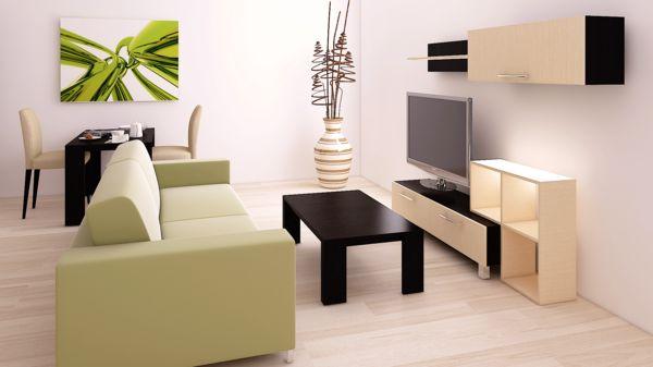 wohnzimmer einrichten ideen kleine wohnung einrichten | wohnideen, Wohnideen design