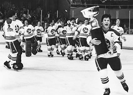 Winnipeg Jets AVCO Cup 1979