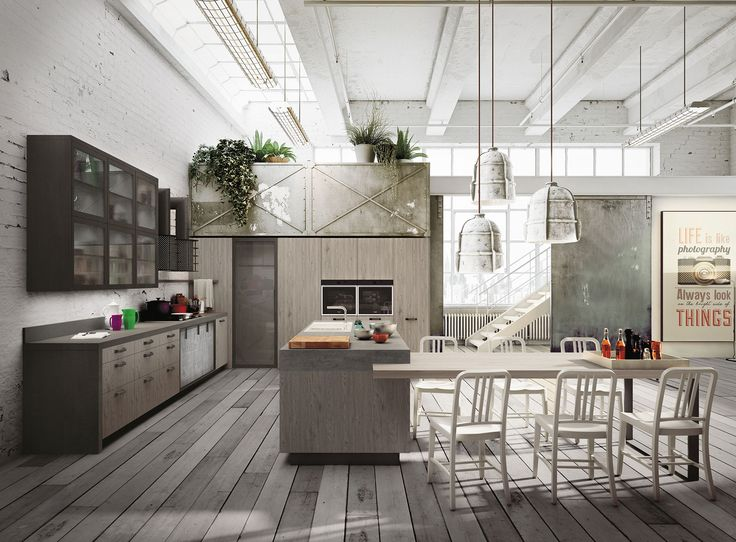 urban design kitchens. Exquisite Snaidero LOFT Kitchen eloquently blends the industrial style with  urban goodness This idea 17 best KITCHEN images on Pinterest Modern kitchen