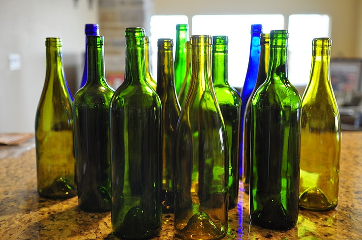 The easy, not-scary method for removing labels from wine bottles or jars.
