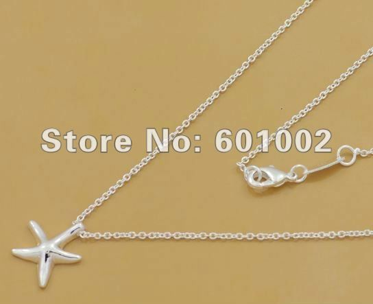 GY-PN116 Free Shipping 925 Silver fashion jewelry Necklace pendants Chains , 925 silver necklace adva ivca rmla US $1.53