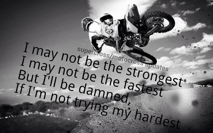 Motocross Quote Love   Motocross Quotes And Sayings