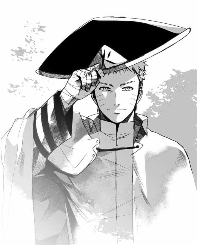 Naruto the Hokage