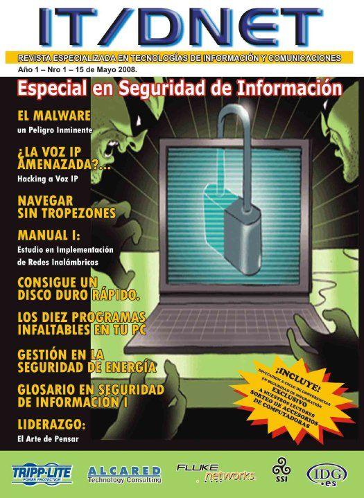 Portada Revista - IT