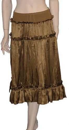 Roberto Cavalli Womens Skirt Brown Silk Roberto Cavalli. $280.25