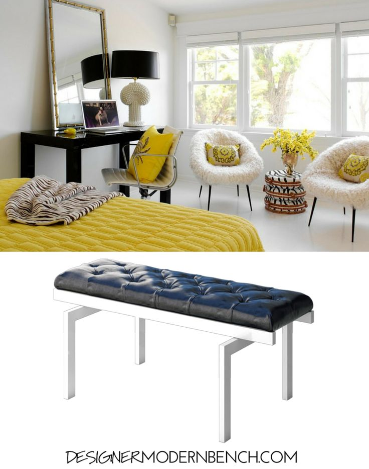 13 Best Brice Bench Black Leather Images On Pinterest Entryway Bench Foyer Bench And Hall Bench
