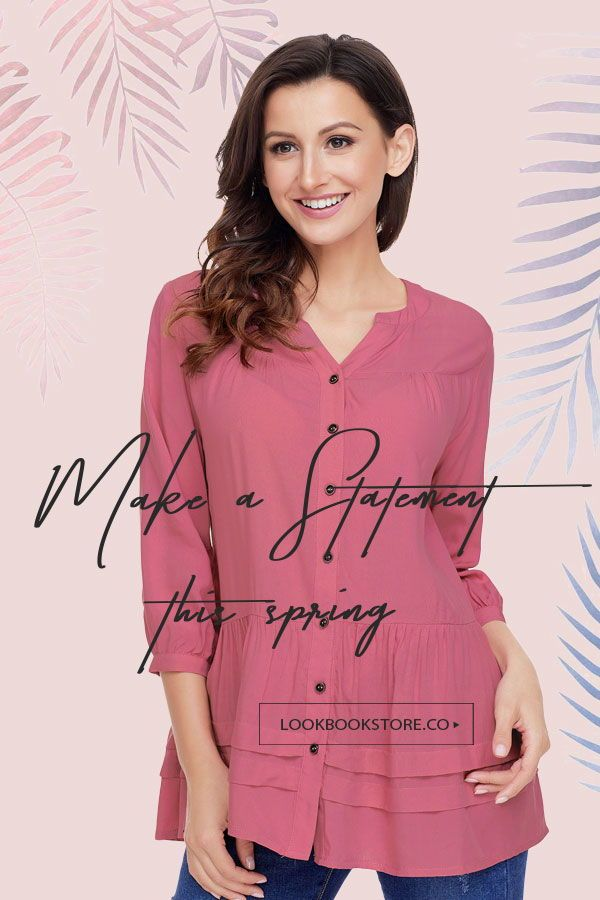 Make a statement this spring. Shop here.