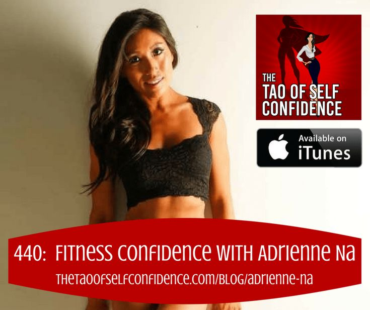 Fitness Confidence With Adrienne Na