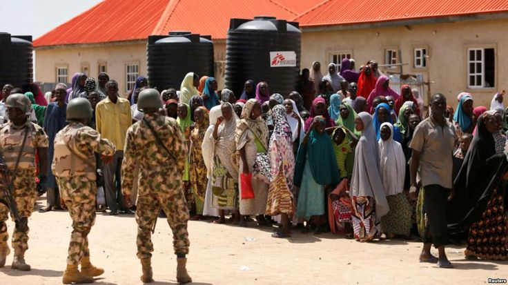 Welcome to Heartmenders Magazine U.S.A. Blog: Nigerians Freed From Boko Haram Live in Fear, Depr...