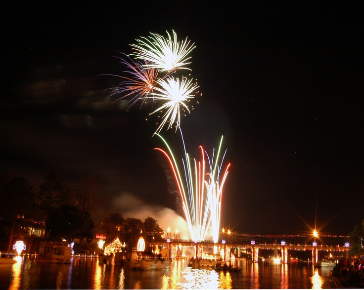 Natchitoches' Festival of Lights wouldn't be complete