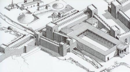 dipylon and sacred gates