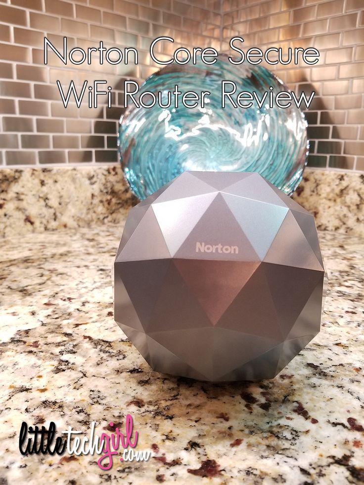 Norton Core Secure WiFi Router Review http://littletechgirl.com/2018/01/02/norton-core-secure-wifi-router-review/ @BestBuy @NortonOnline #ad