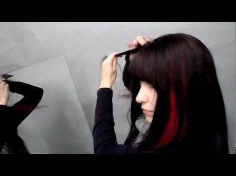 Clip-In Extensions Echthaar Günstig im Set oder als einzelnes Haarteil - hermosisimo
