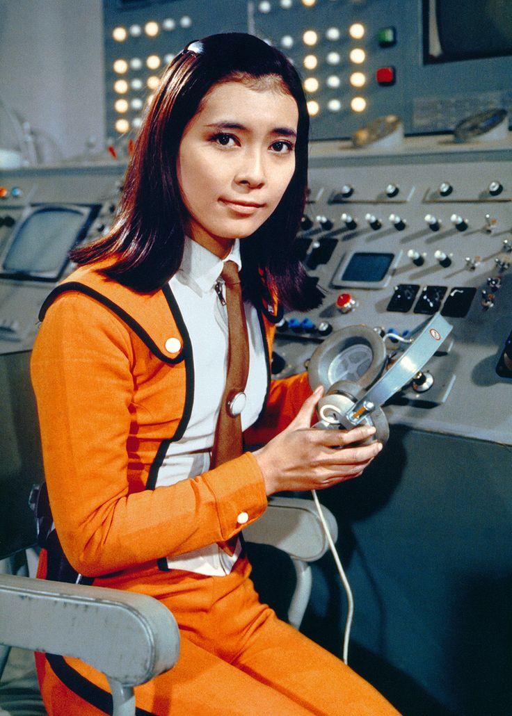 Akiko Fuji, from Ultraman