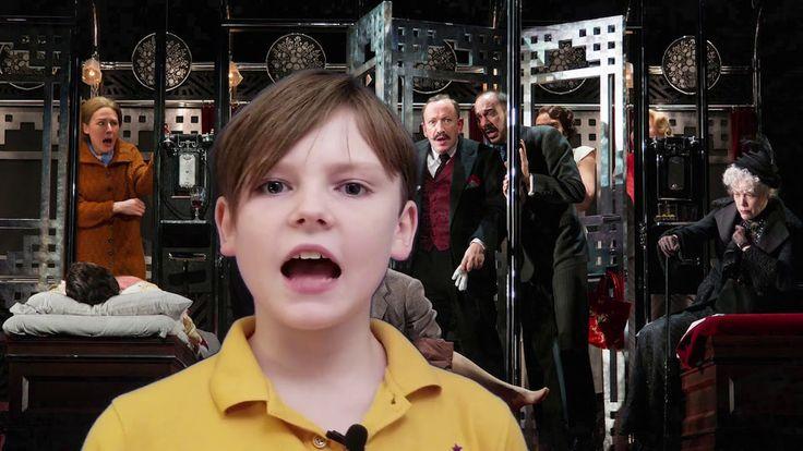 Film Review: Murder on the Orient Express by KIDS FIRST! Film Critic Rohan F. #KIDSFIRST #MurderontheOrientExpress